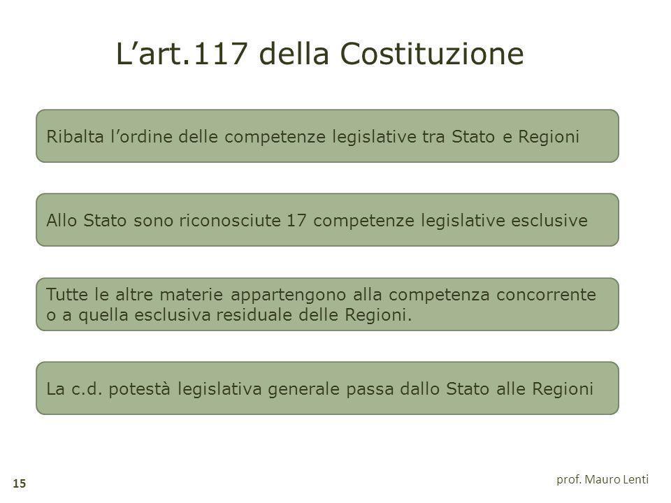 Larticolo 114 fornisce dignità costituzionale allautonomia statutaria dei Comuni già introdotta dalla Legge 142/1990 e contenuta nellarticolo 3 del Testo Unico sullOrdinamento degli Enti Locali (D.