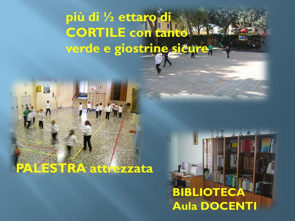 Aula CONFERENZE, COLLEGI e CONSIGLI DISTITUTO REFETTORIO CINE-TEATRO SALONE accoglienza