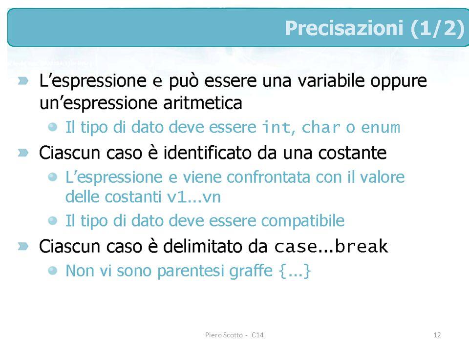 Piero Scotto - C1412