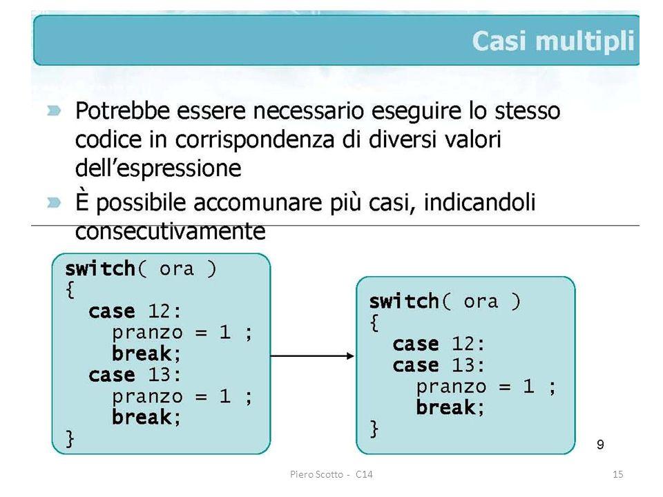 Piero Scotto - C1415
