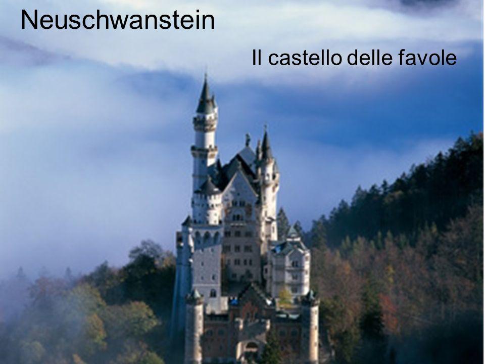 Neuschwanstein Il castello delle favole