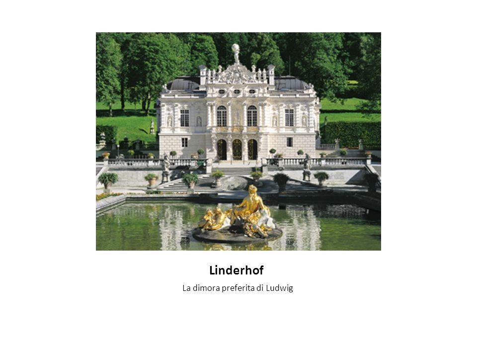 Linderhof La dimora preferita di Ludwig