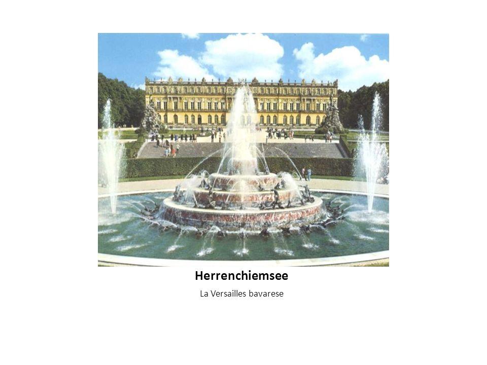 Herrenchiemsee La Versailles bavarese