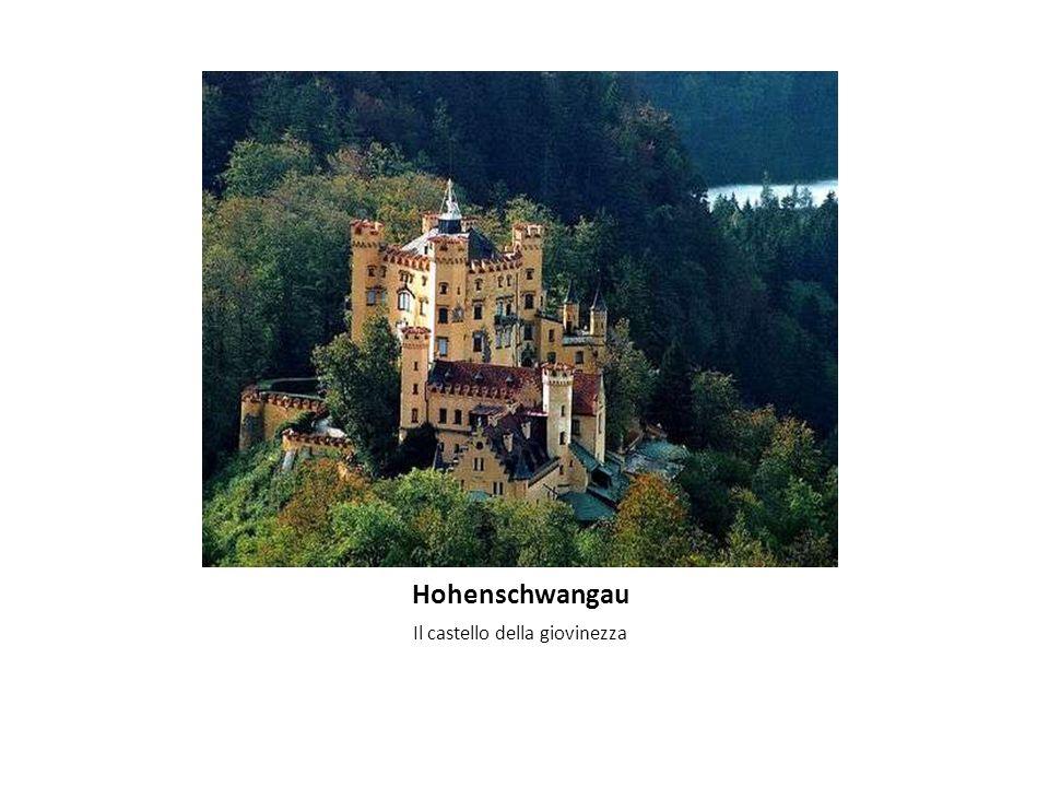 Hohenschwangau Il castello della giovinezza