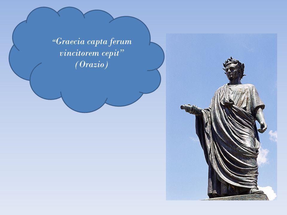 Listruzione nel mondo romano Dopo le guerre puniche arrivarono dalla Grecia numerosi insegnanti e filosofi che fecero scalpore per le loro dottrine.