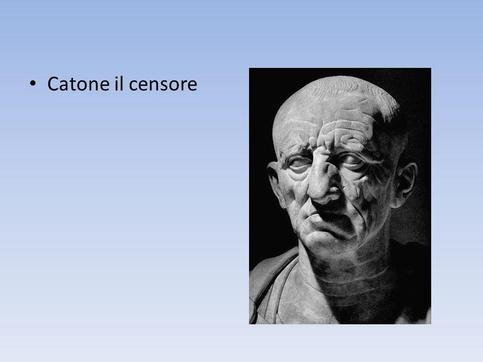 Catone il censore