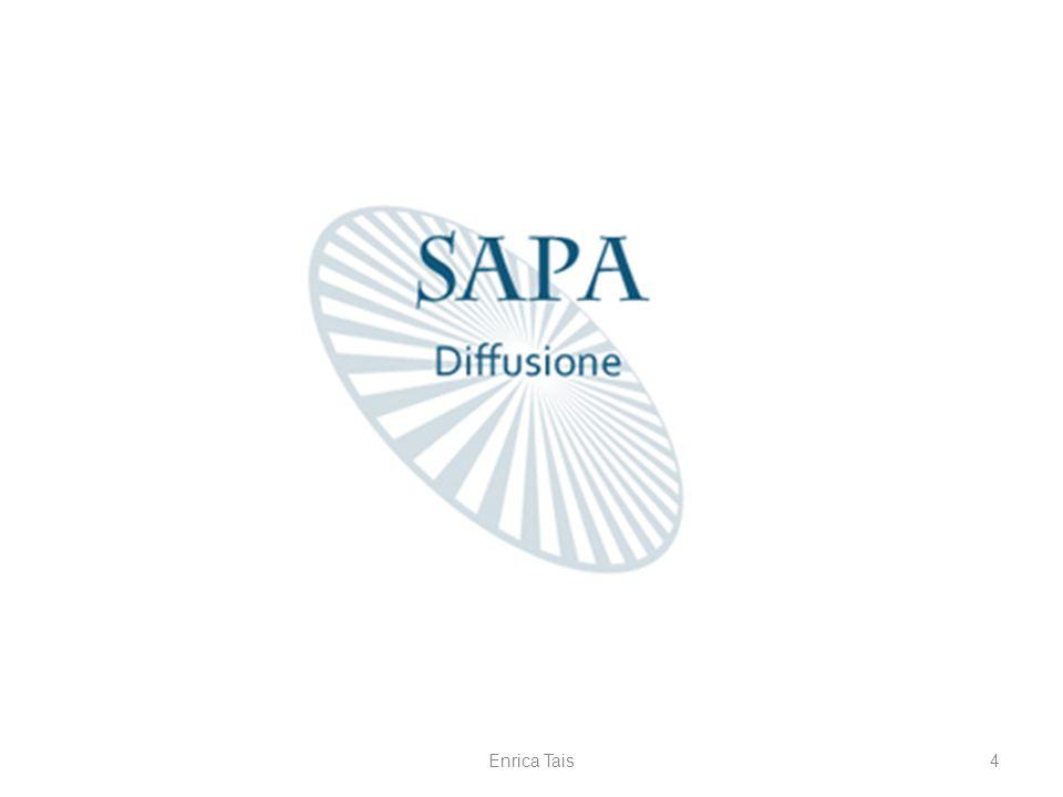 4 SAPA Strumenti per lo studio sull'Alfabetizzazione della Popolazione Adulta EdaLab/SAPA (Strumenti diagnostici) SAPA CAMPANIA Enrica Tais