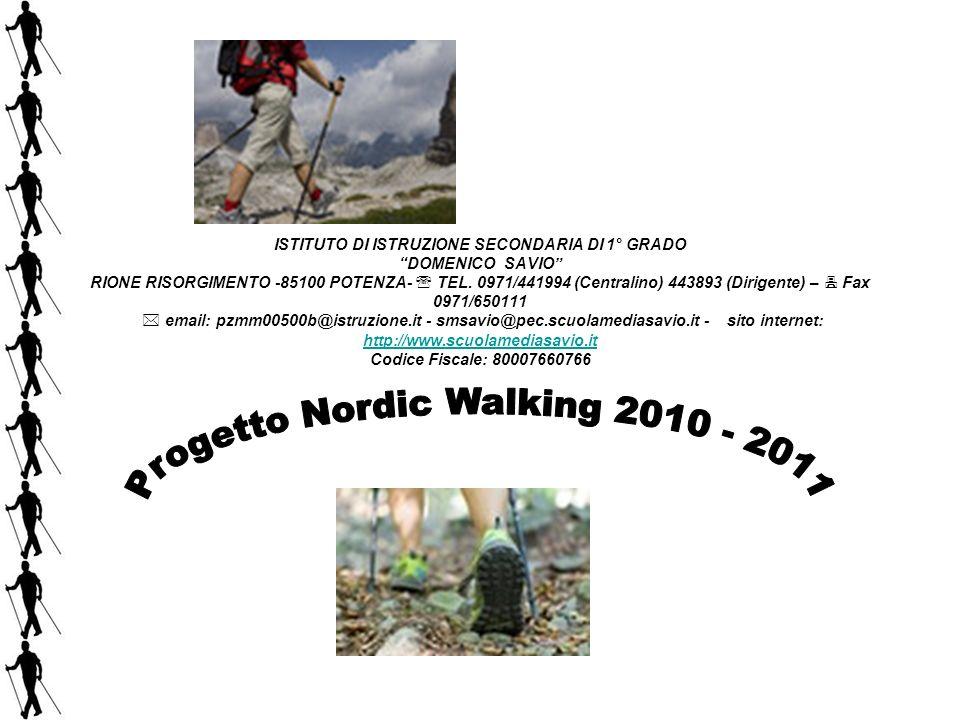 La nostra esperienza Il Nordic Walking si presenta come una forma semplice ed efficace di allenamento psicofisico che utilizza il movimento naturale della camminata associandolo allutilizzo di speciali bastoncini.