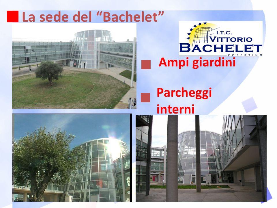 La sede del Bachelet Palazzetto dello sport con 500 posti a sedere