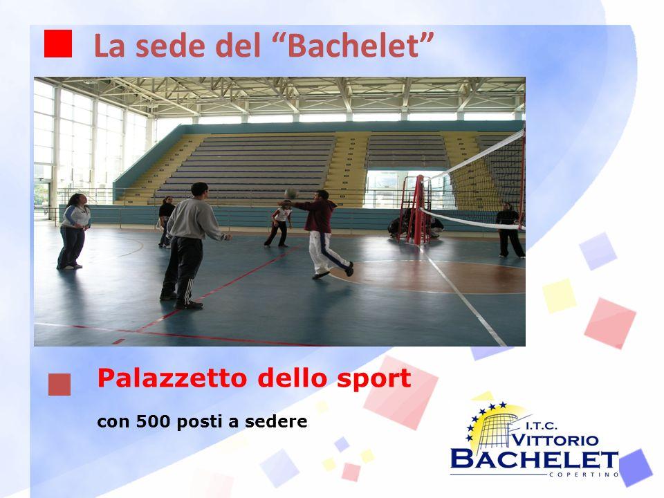 La sede del Bachelet Ingresso a scuola