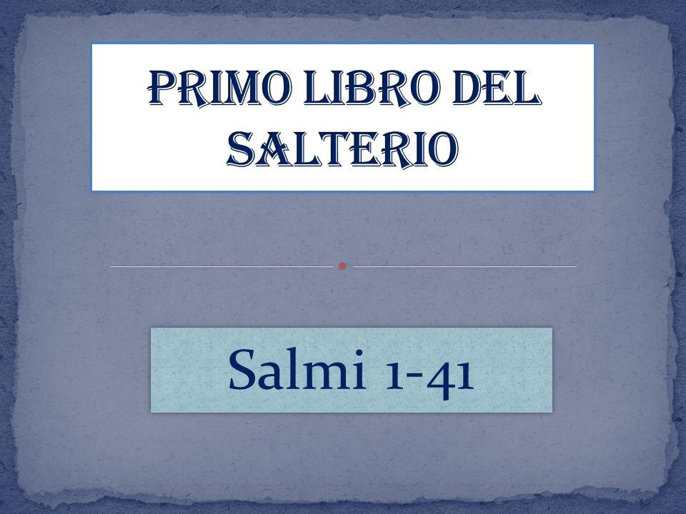 Salmi 1-41