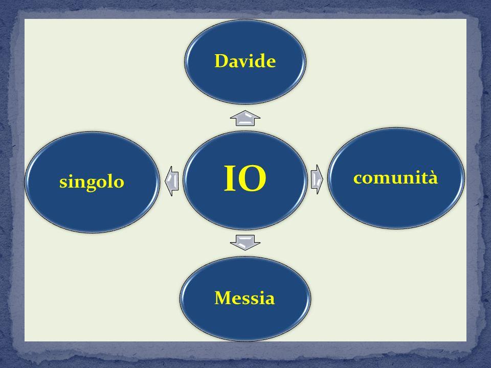 IO Davide comunità Messia singolo