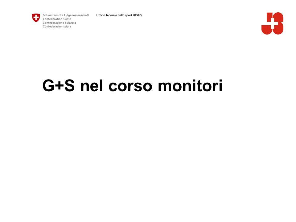 G+S nel corso monitori