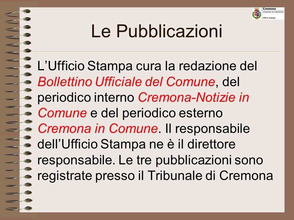 La Rassegna Stampa Informatizzata LUfficio Stampa, giornalmente ed in economia, redige una rassegna stampa monitorando le testate giornalistiche a propria disposizione.
