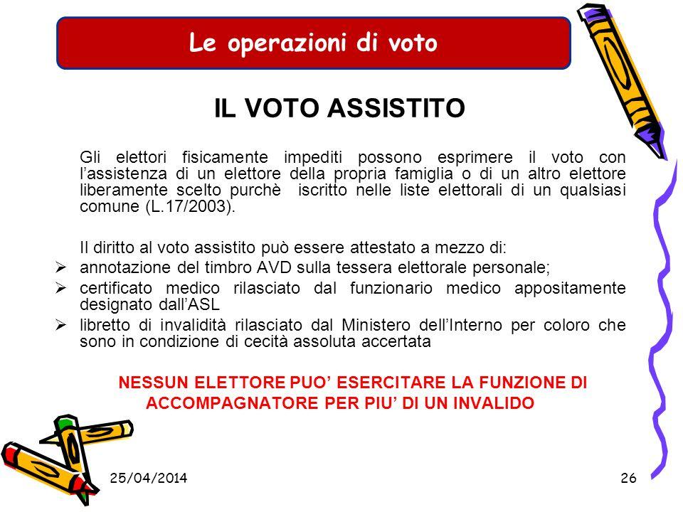 Le operazioni di voto NO AI TELEFONINI !!! Comma 3 Le apparecchiature depositate dallelettore, prese in consegna dal presidente dellufficio elettorale