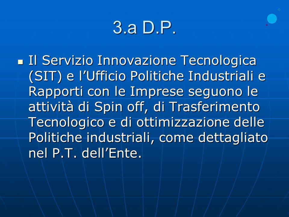 3.a D.P.