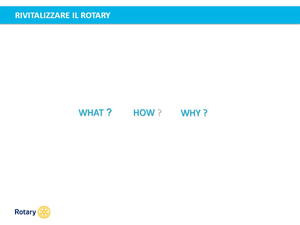 WHAT HOW WHY RIVITALIZZARE IL ROTARY
