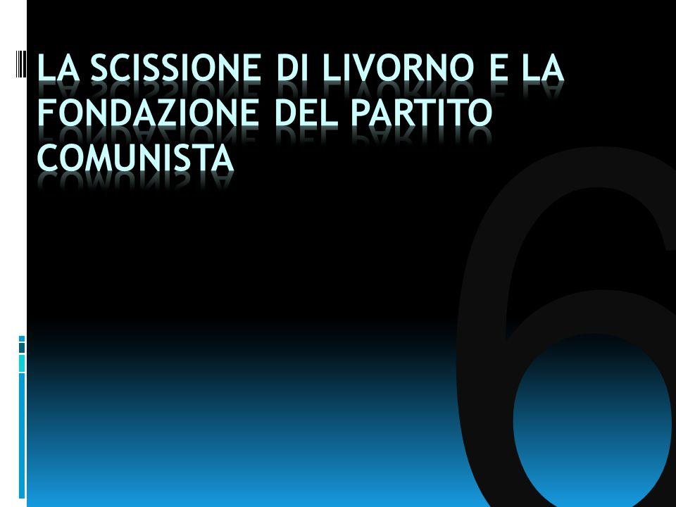 Fine e declino del biennio rosso Il biennio rosso finì in Italia con la vittoria dei Lavoratori, ma fu linizio del suo declino.