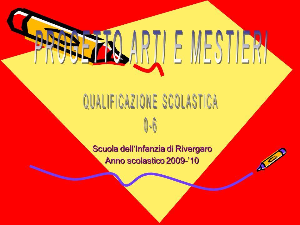 Scuola dellInfanzia di Rivergaro Anno scolastico 2009-10