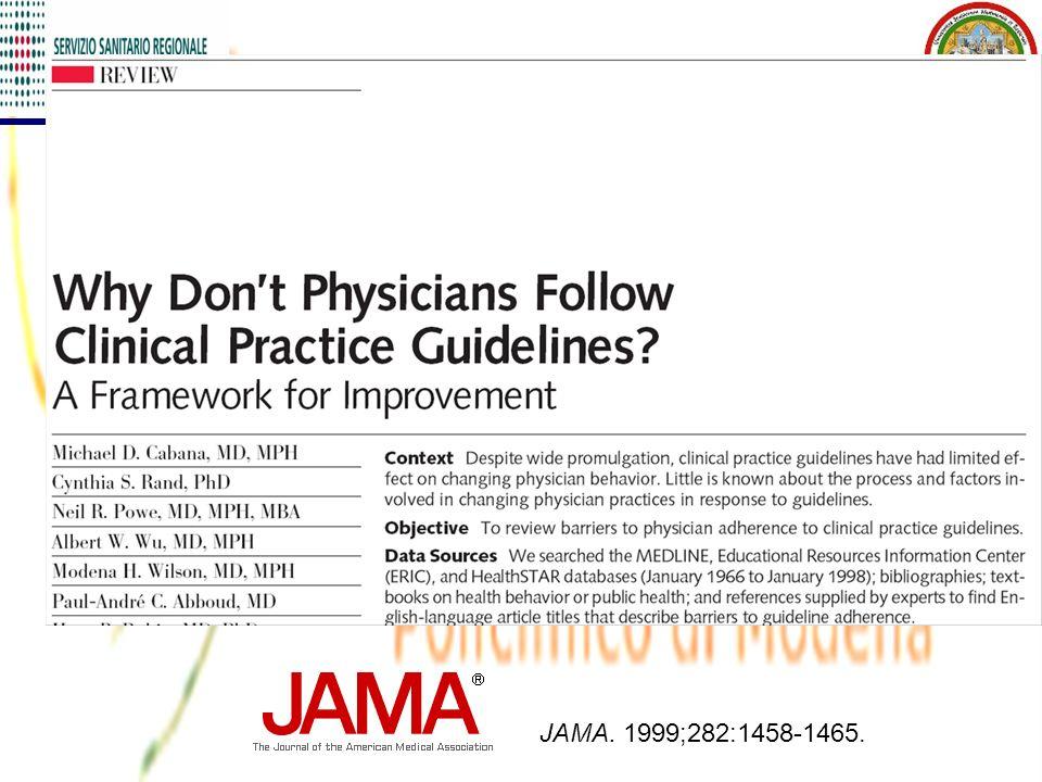 JAMA. 1999;282:1458-1465.