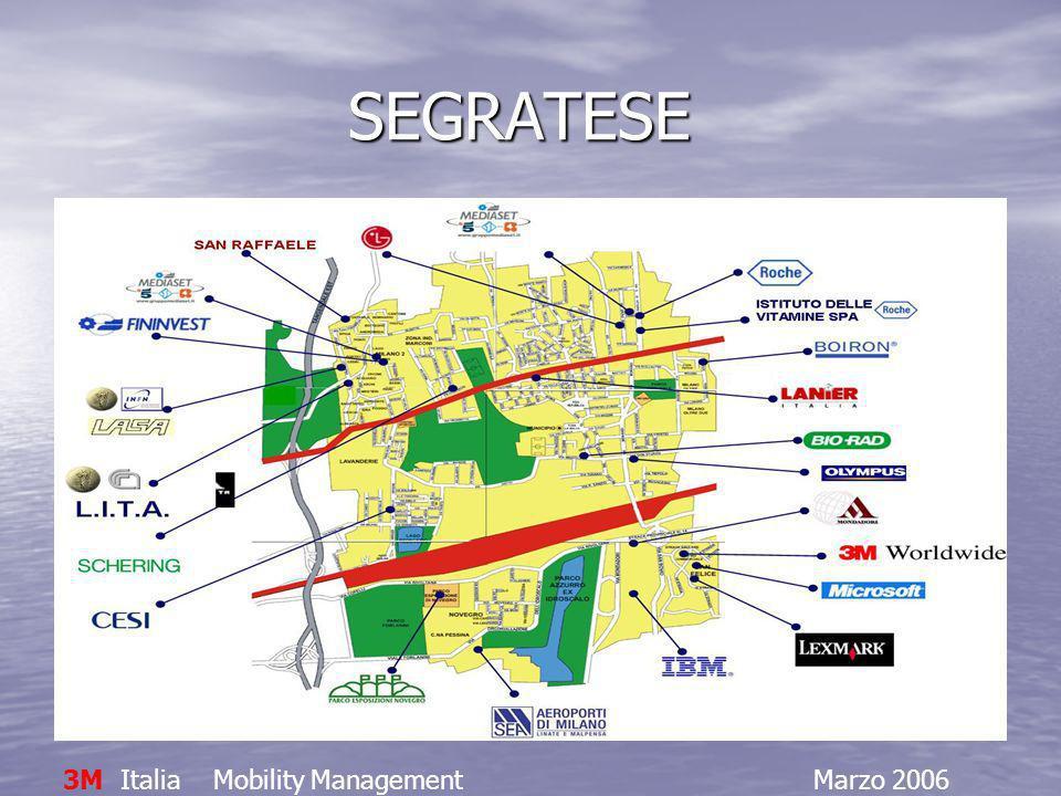 SEGRATESE SEGRATESE 3M Italia Mobility Management Marzo 2006