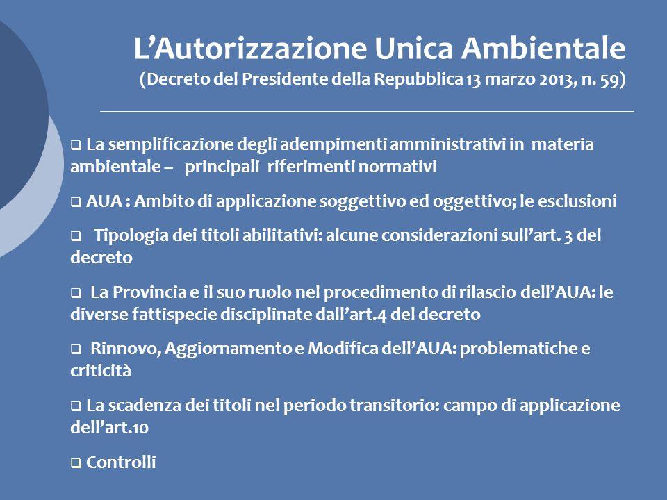 1.AVVIO DEL PROCEDIMENTO/presentazione della domanda la DITTA (P.M.I.