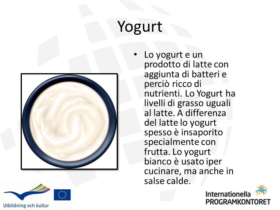 Burro Il burro è un latticino molto usato in cucina.