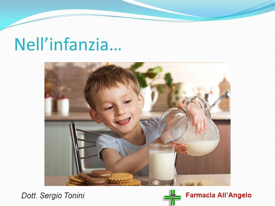 I bambini adorano latte e soprattutto uova.