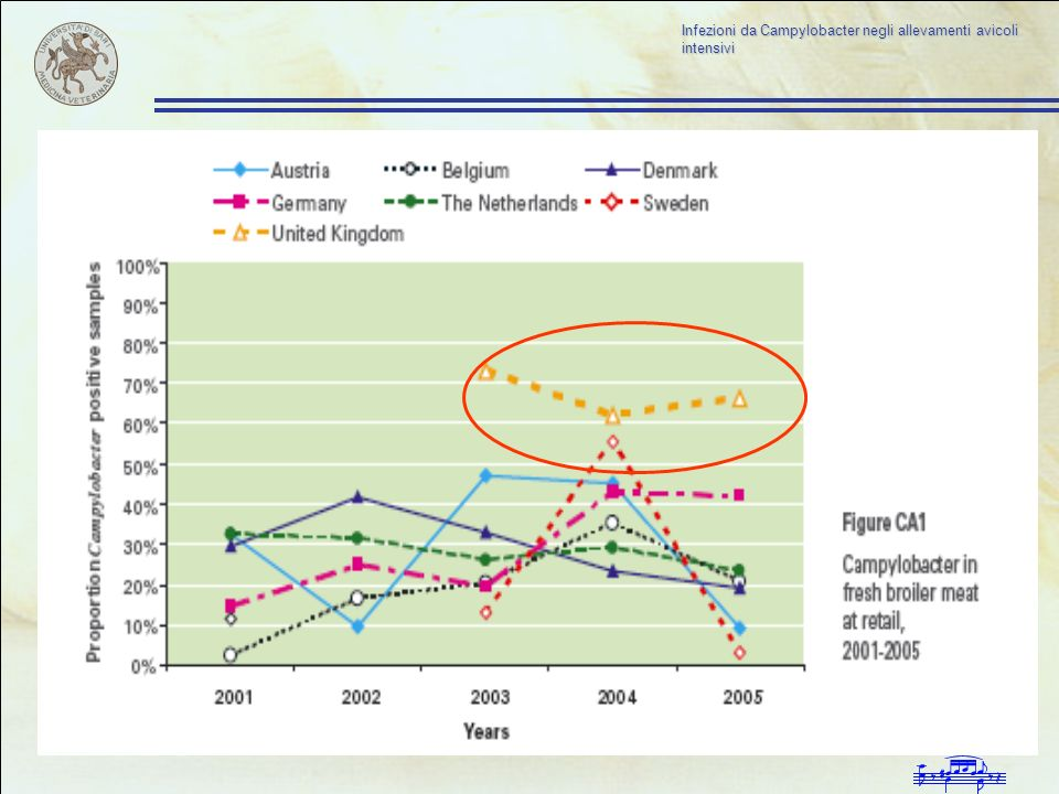 Incidenza reale stimata : 1.100-2300 casi per 100.000 abitanti Incidenza reale stimata : 1.100-2300 casi per 100.000 abitanti