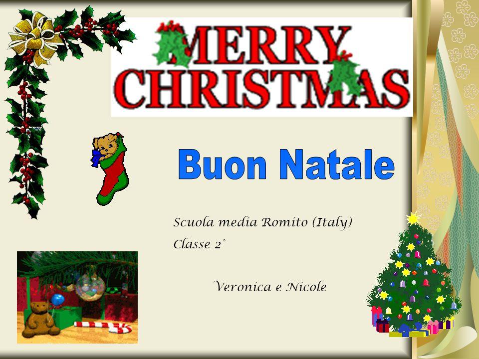 Scuola media Romito (Italy) Classe 2° Veronica e Nicole