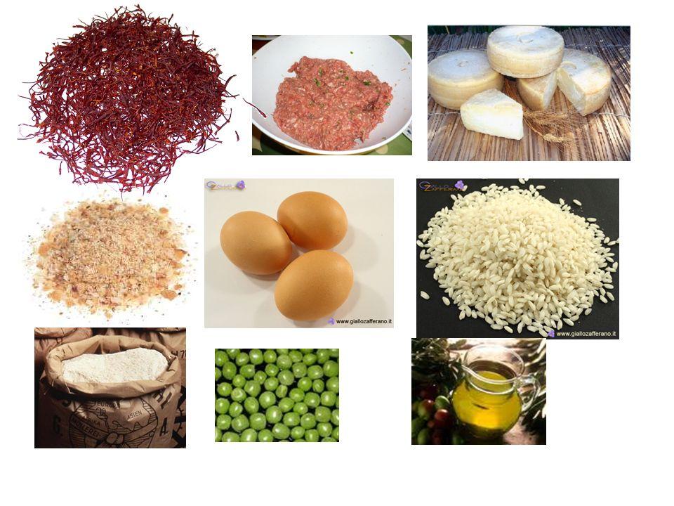 Preparazione: Bollire in acqua il riso, salarlo moderatamente e scolarlo al dente.