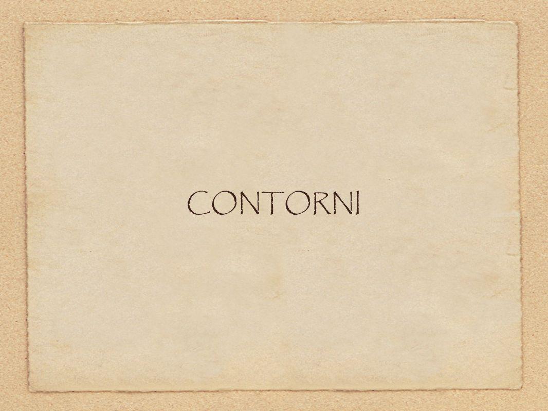 CONTORNI