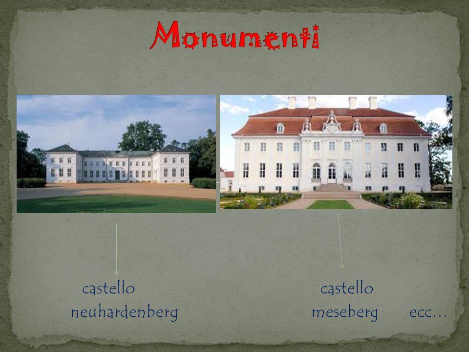 Il clima in brandenburgo è a est oceanico e a ovest continentale.