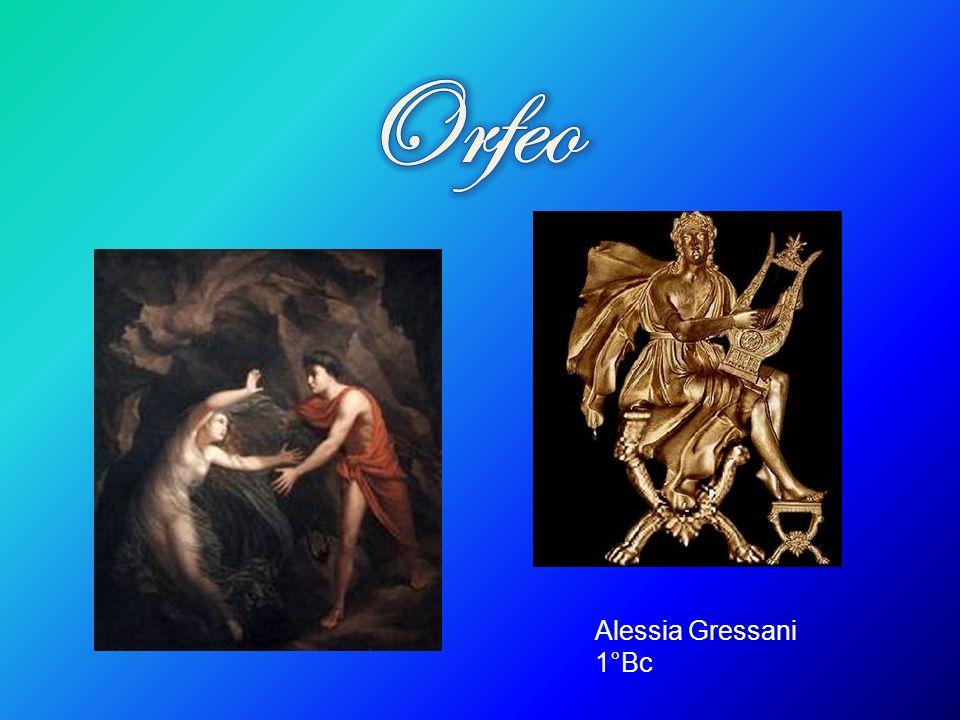 Orfeo era nativo della Pieria, terra abitata dai traci, ed era figlio della musa Calliope e del sovrano tracio Eagro (o secondo altre fonti del dio Apollo).