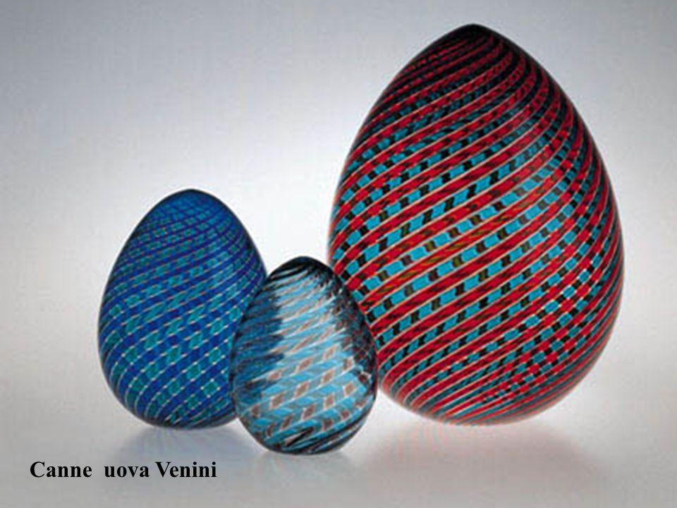 Canne uova Venini