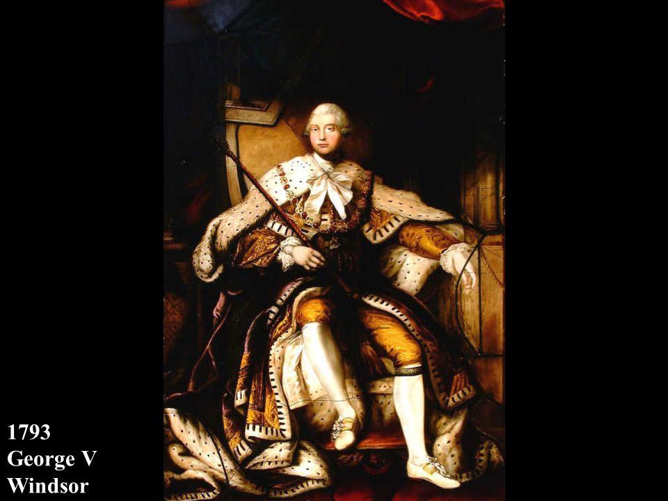 1793 George V Windsor