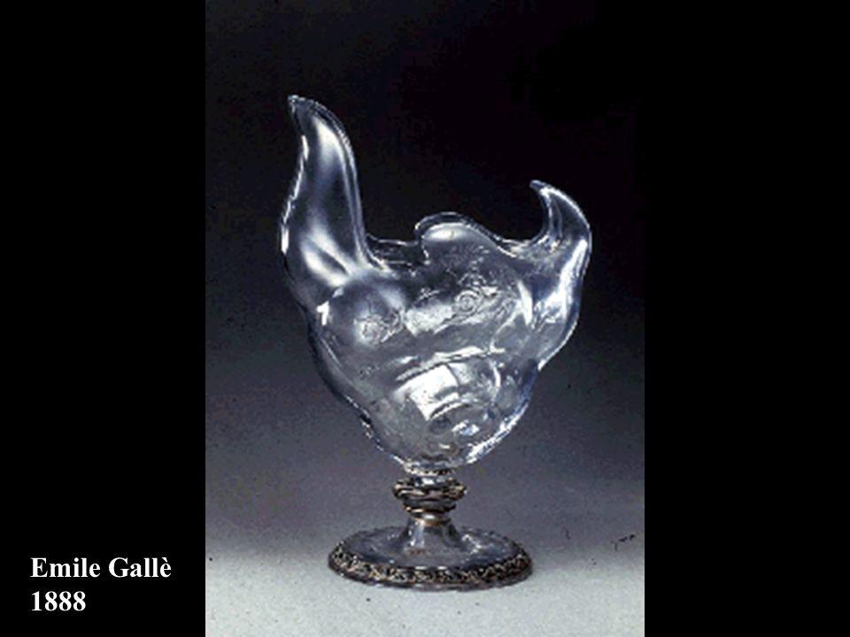 Emile Gallè 1888