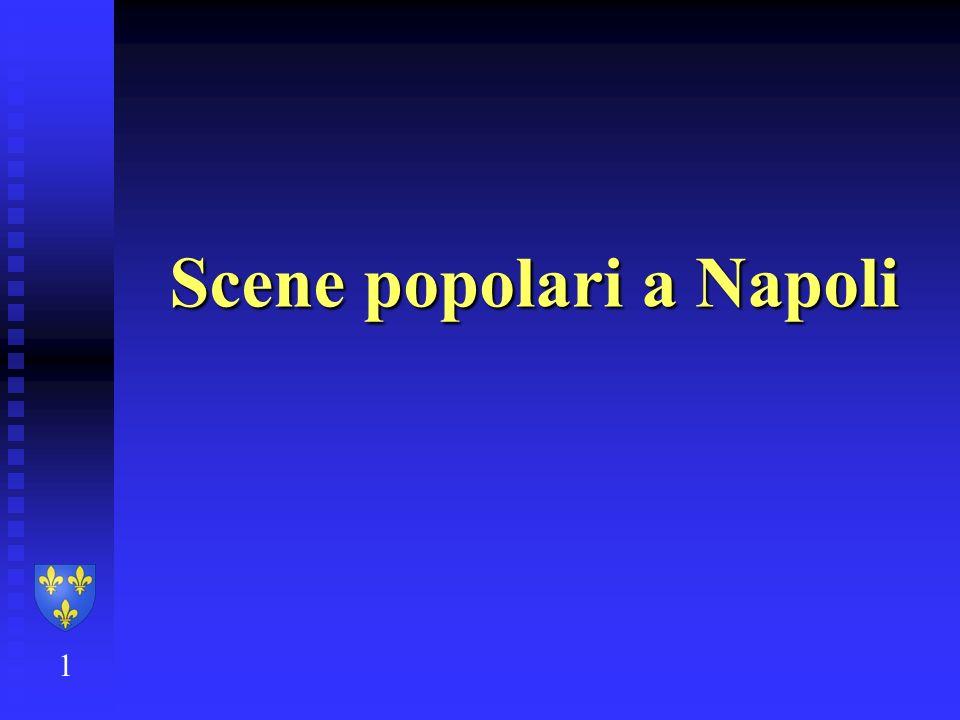Scene popolari a Napoli 1