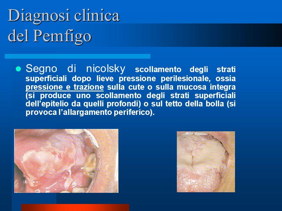 La diagnosi differenziale A cura di dr Bosco Riccardo