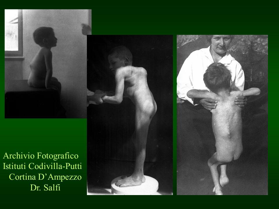 Archivio Fotografico Istituti Codivilla-Putti Cortina DAmpezzo Dr. Salfi