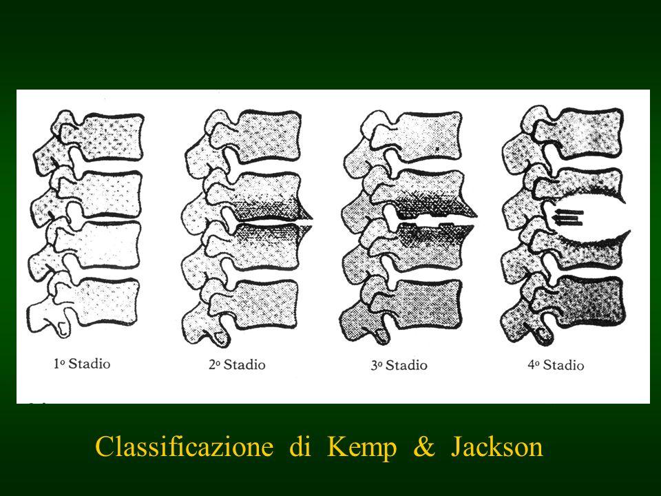Classificazione di Kemp & Jackson