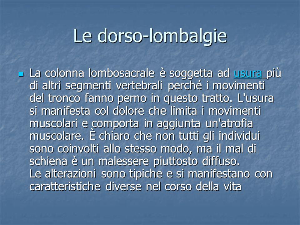 Diagnostica Lombare