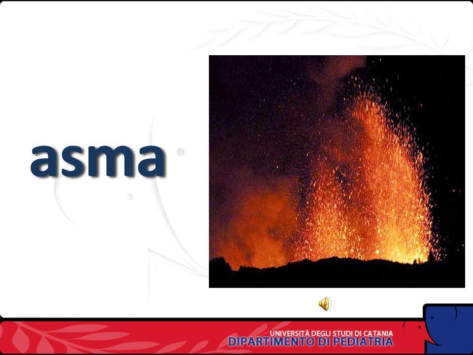 CAUSE DELLA TOSSE CRONICA Asma GERD Rinorrea posteriore Bronchiectasie Collasso tracheobronchiale Palombini CP, et al. Chest 1999; 116: 279-284
