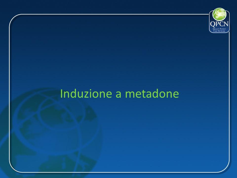 Induzione a metadone
