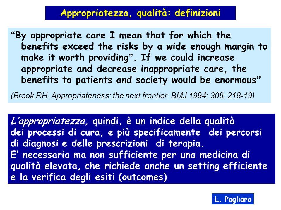 Luso dei farmaci (antibiotici) …… la differenza fra regioni come indicatore di ….(in)appropriatezza