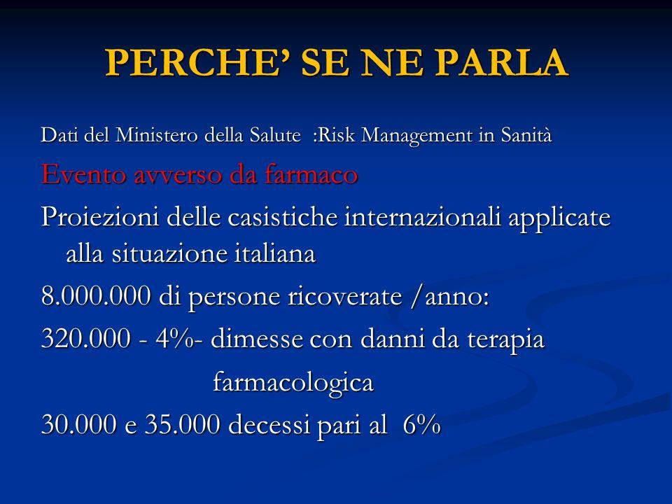 IL CASO DELLENANTONE LERRORE DEL MEDICO CURANTE .Il Prof.
