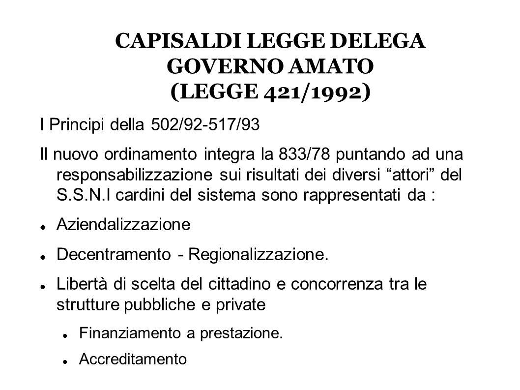 Laccreditamento istituzionale, quale procedura gestita dallistituzione pubblica a garanzia della qualità del servizio offerto dalle strutture che operano per suo conto, è una esperienza quasi esclusivamente italiana.