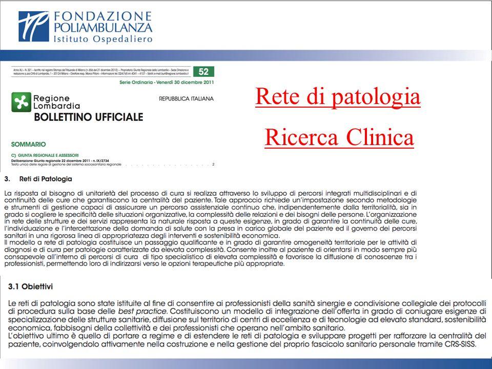 Ricerca Clinica
