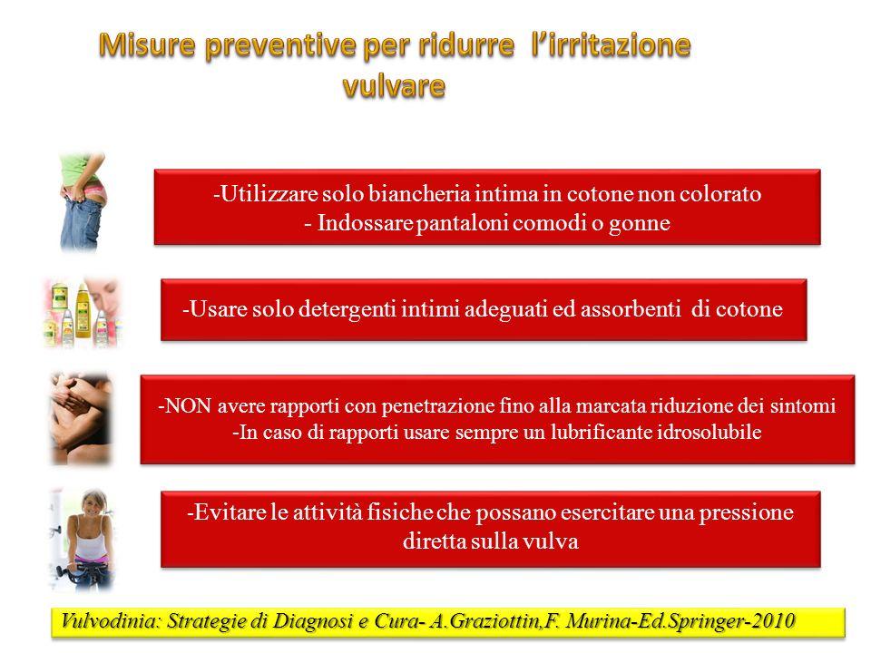 Vulvodinia: Strategie di Diagnosi e Cura- A.Graziottin,F.