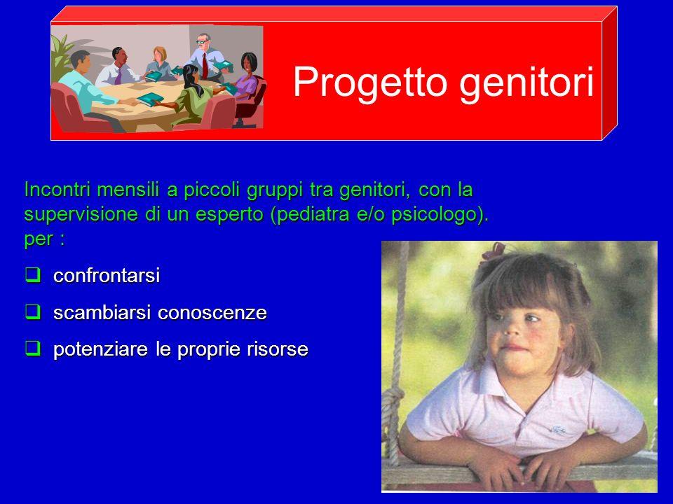 Fornisce ai genitori consulenze sulla normativa riguardante lhandicap psichico.